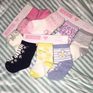 Bundle of socks. Sale!🎉